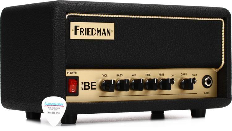 Friedman BE-Mini 30-watt Head | Sweetwater