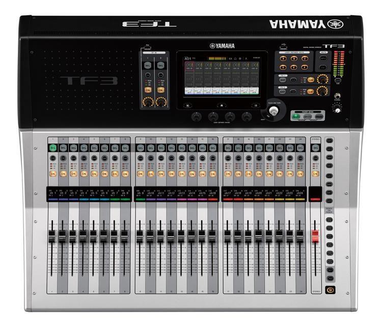 TF3 Digital Mixer