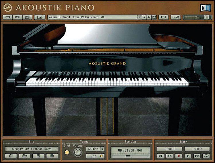 Ni akoustik piano keygen | webquartet. Com.