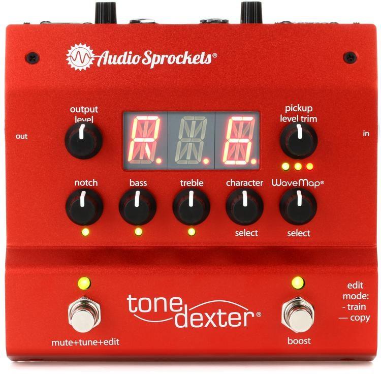 ToneDexter Acoustic Instrument Preamp Pedal