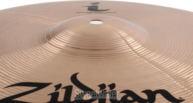 ILH14MHP Zildjian I Family HiHat Mastersound Cymbal Pair