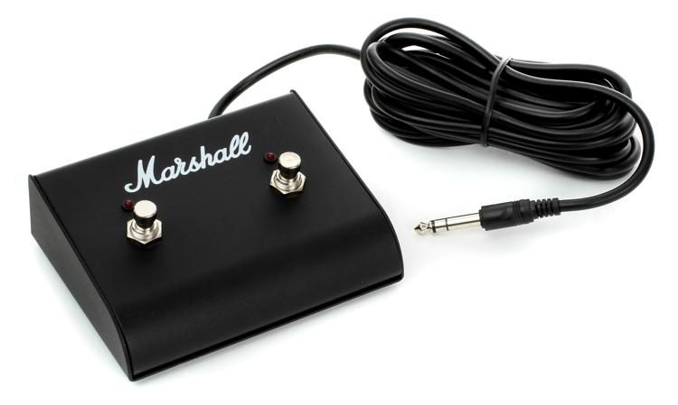 Marshall 2 Button Replacement Footswitch With LED