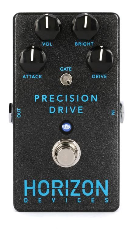 Precision Drive Overdrive/Distortion Pedal