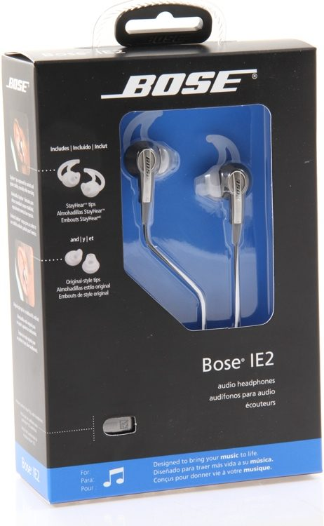 70fe69a4a12 Bose IE2 | Sweetwater
