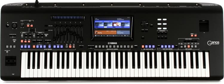 Yamaha Genos 76-key Arranger Workstation | Sweetwater