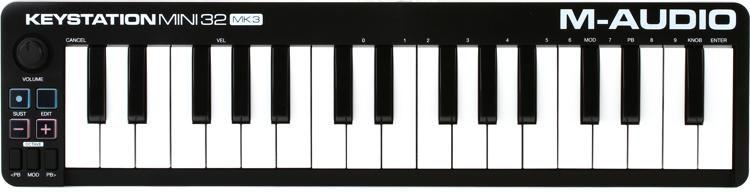 Keystation Mini 32 MK3 Keyboard Controller