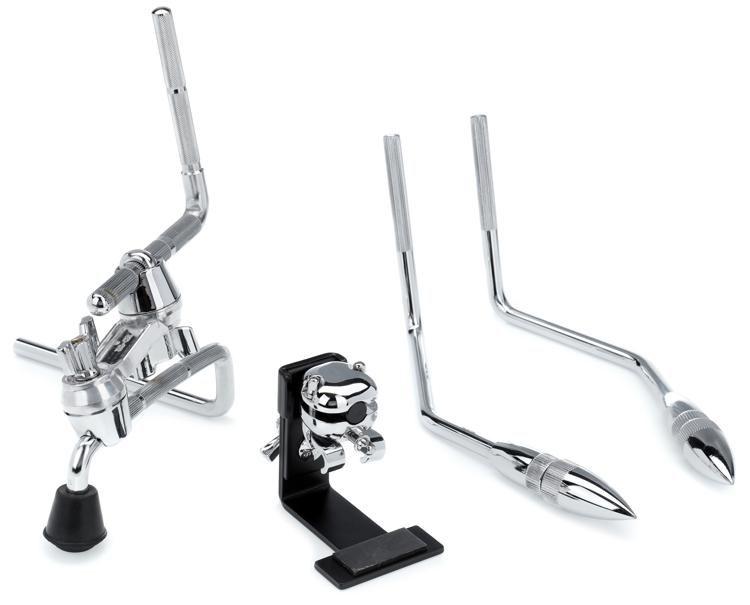 Gibraltar Dunnett Floor Tom//Bass Conversion Kit for 12.7mm Brackets SC-GCK12