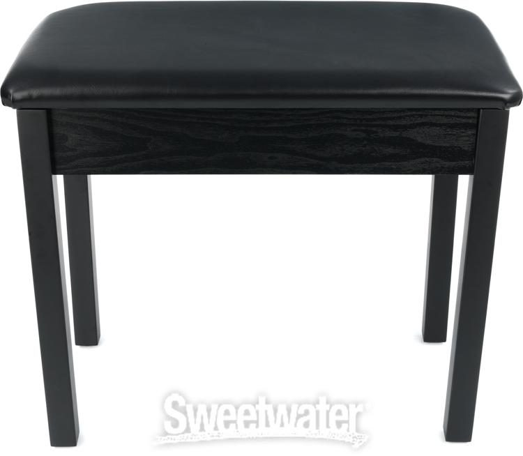 Sensational Yamaha Bb1 Padded Piano Bench Black Sweetwater Gmtry Best Dining Table And Chair Ideas Images Gmtryco