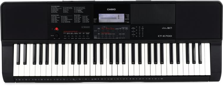 Casio CTX 700