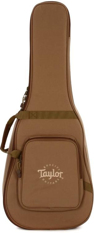 Taylor Hard Bag For Dreadnought And Grand Auditorium Tan Image 1