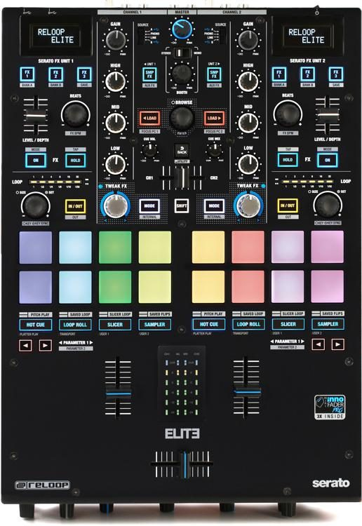Elite DJ Mixer