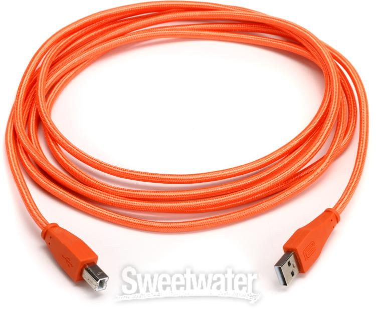 Cable Up CU//USBAB3 10/' USB A to USB B Cable