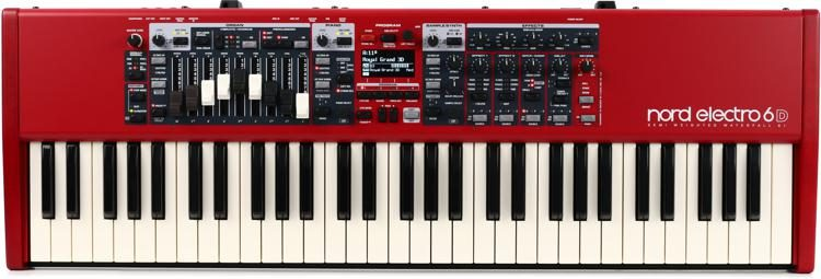 Image result for nord 6d electro