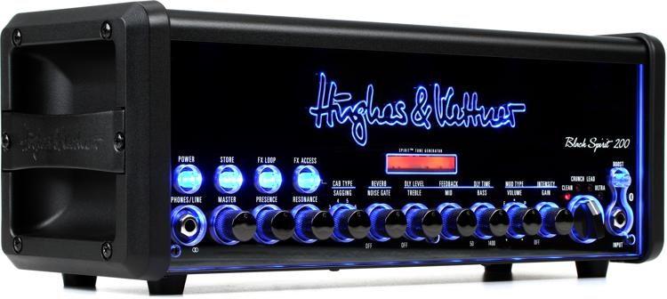 Black Spirit 200 - 200-watt Head
