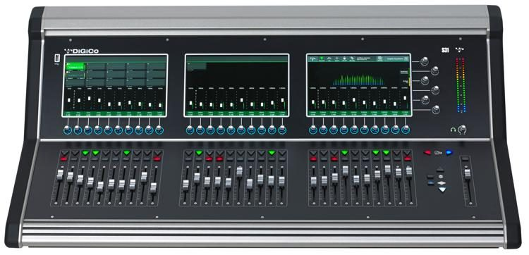 DiGiCo S31 Complete Touring FOH System | Sweetwater