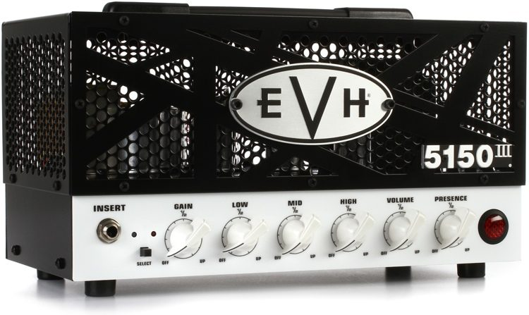 1455b028124 EVH 5150 III LBX 15-watt Tube Head image 1