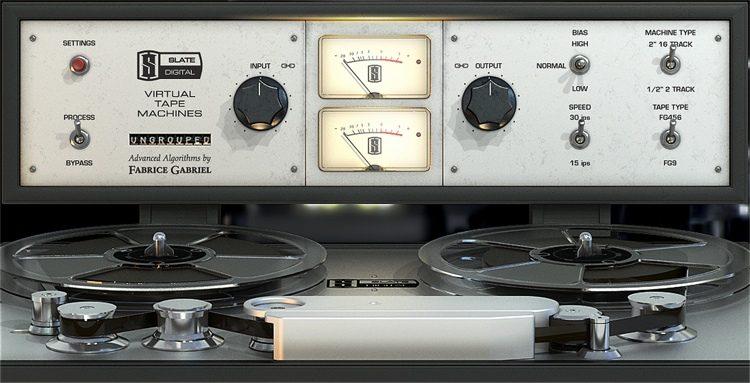 Slate digital virtual tape machines explained youtube.