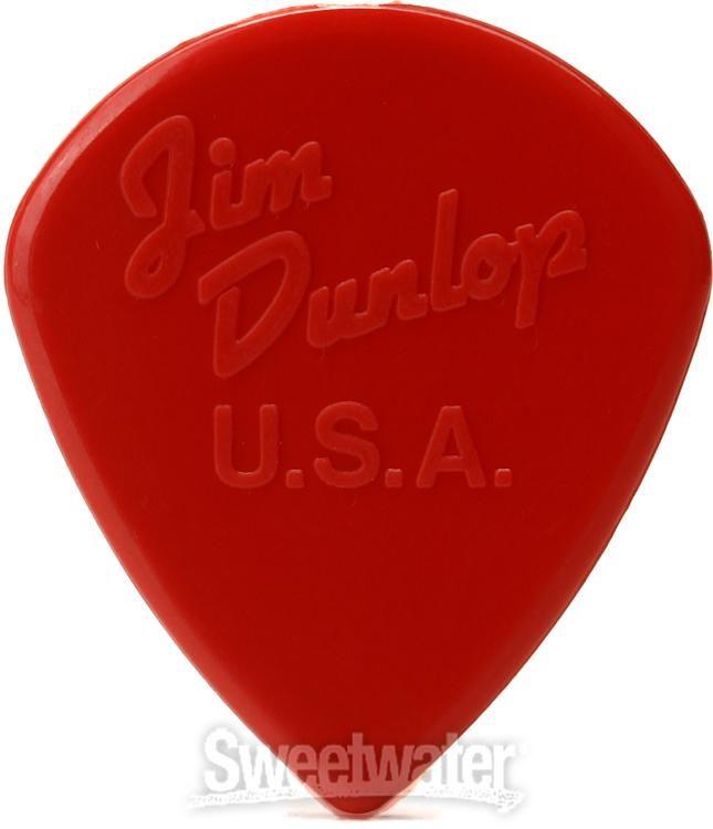 Dunlop 47R3N Jazz III 1.38mm Sharp Tip Nylon Guitar Picks 24-Pack