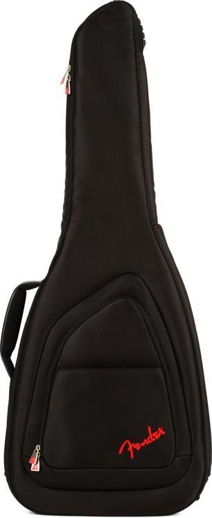 e09a9cac97 Fender FE620 Electric Guitar Gig Bag - Black | Sweetwater