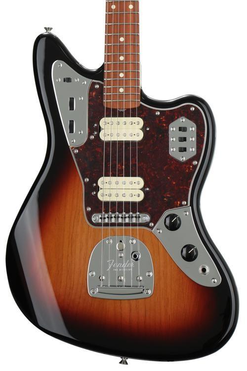 Fender Classic Player Jaguar Special Hh 3 Color Sunburst W Pau Ferro Fingerboard
