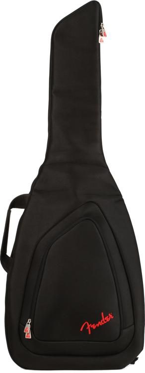 e59d7a3163a Fender FE610 Electric Guitar Gig Bag - Black | Sweetwater