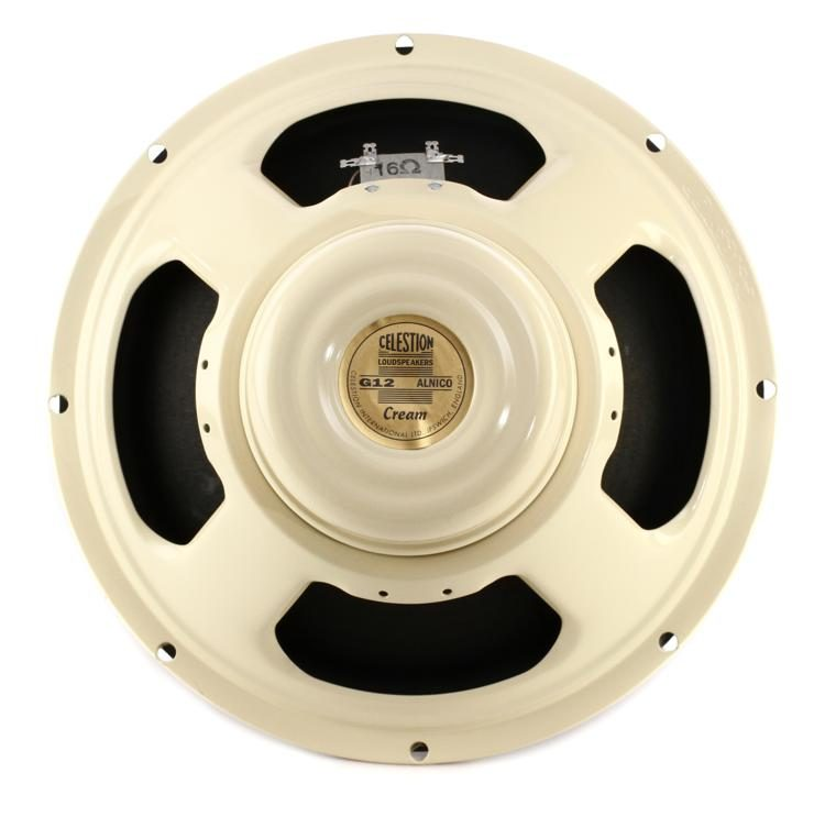 Celestion Cream 90 watt Alnico Guitar Speaker 16ohm