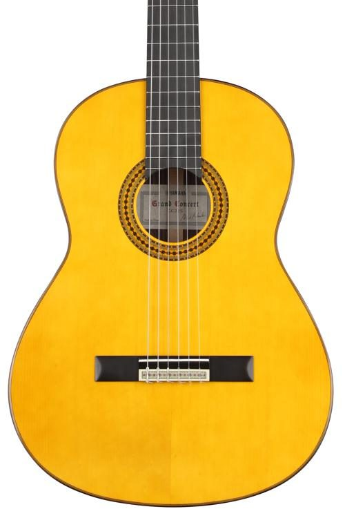 b3766cd46ae Yamaha GC22S Classical - Natural   Sweetwater