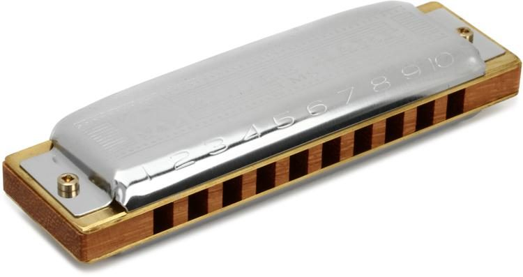 Blues Harp - Key of G