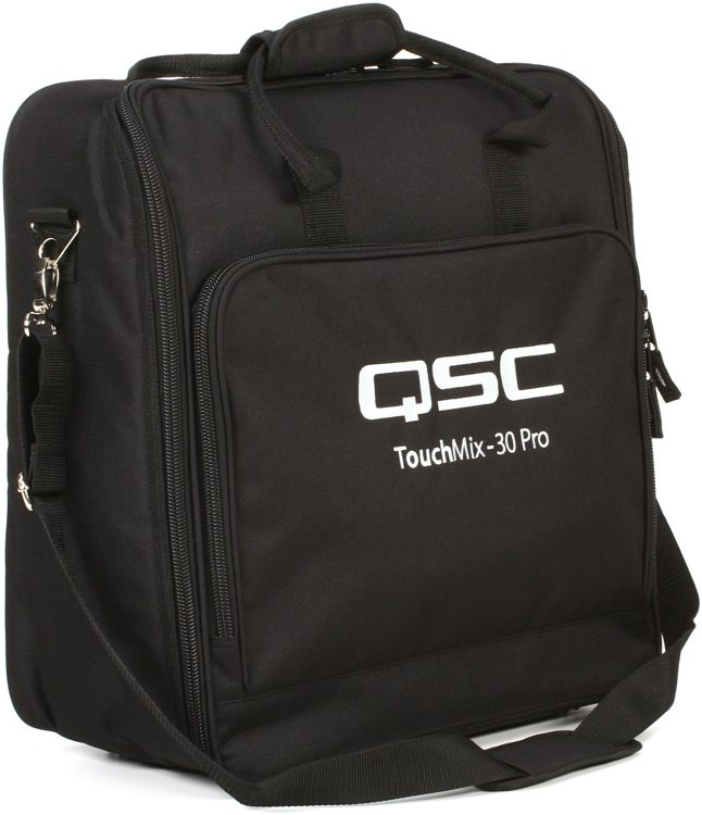 Qsc Tm 30 Carrying Tote Padded Bag For Touchmix Pro