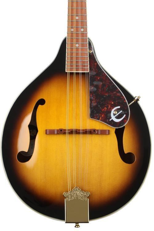epiphone mandolin used
