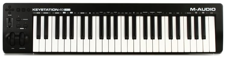 M Audio Keystation 49 MK3
