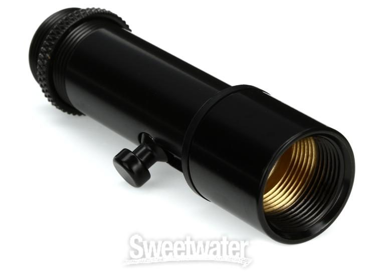 Atlas Sound Lo 2b Quick Release Adapter Ebony Sweetwater