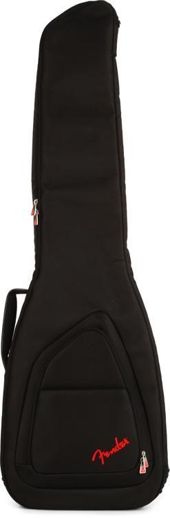 Fender Fb620 Electric Bass Gig Bag Black Image 1