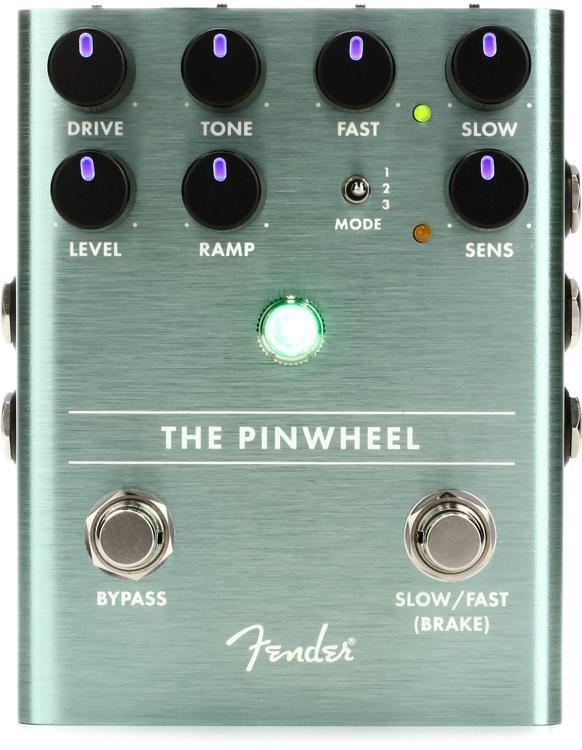 The Pinwheel Rotary Speaker Emulator Pedal