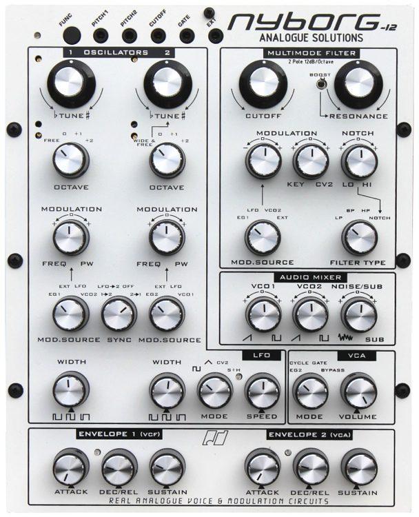 Nyborg 12 Analog Synthesizer