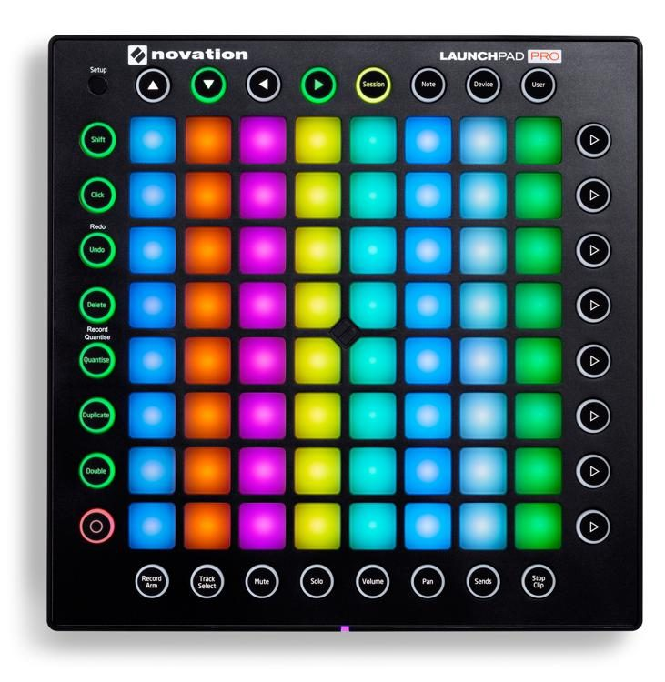 Launchpad Pro Grid Controller for Ableton Live