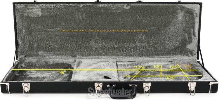 ESP LTD B Bass 6-String Form Fitting Guitar Case Bass Guitar Bags ...