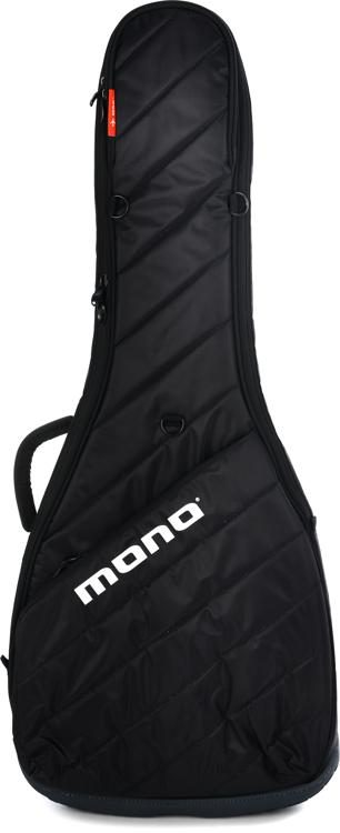 15b912522c2 MONO Vertigo Acoustic Guitar Hybrid Gig Bag - Black | Sweetwater