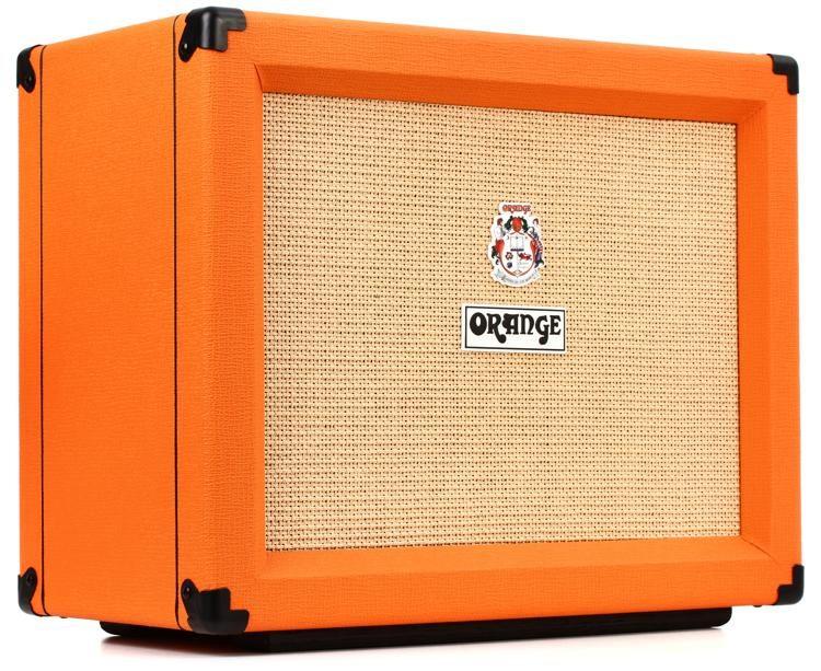 Orange Ppc112 60 Watt 1x12 Cabinet Sweetwater