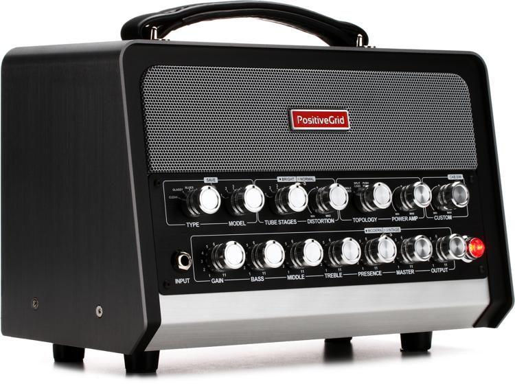 BIAS Head 600-watt Amp Match Amplifier Head