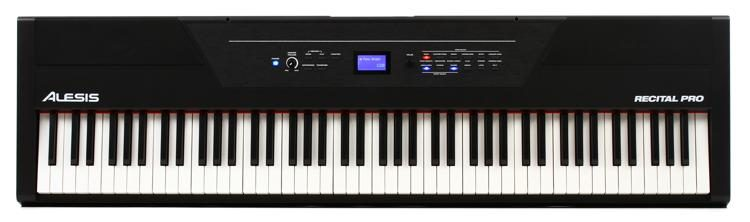 Alesis Recital Pro Keyboard