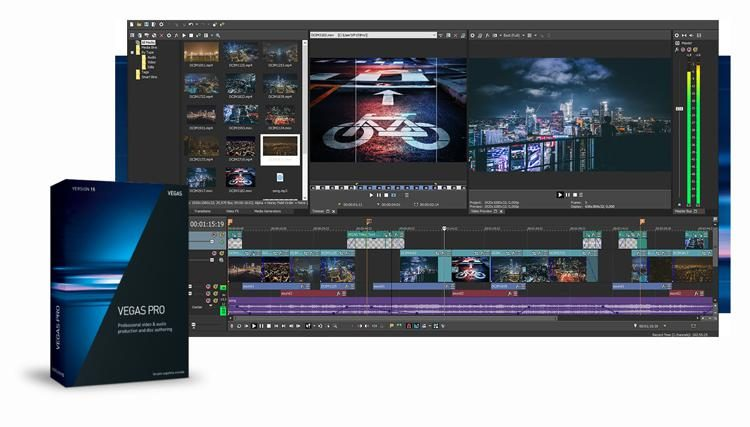 how to download sony vegas pro 15
