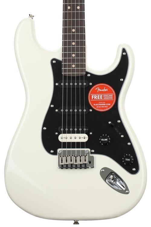 Contemporary Stratocaster HSS - Pearl White