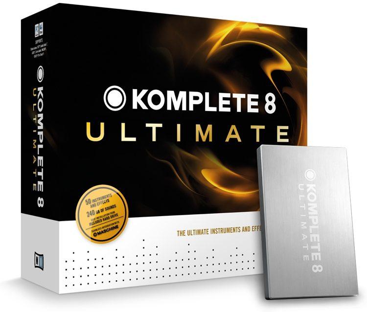 komplete ultimate 8 crack