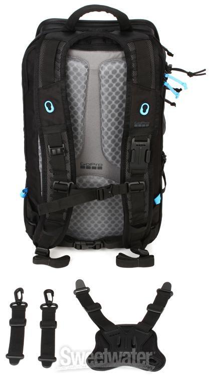 GoPro Seeker 18L Hydration Ready Backpack Black