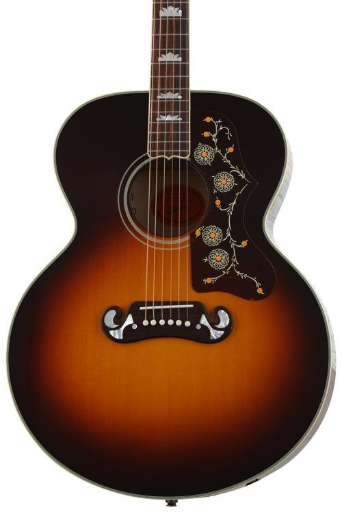 Gibson Acoustic 1968 SJ 200 2018