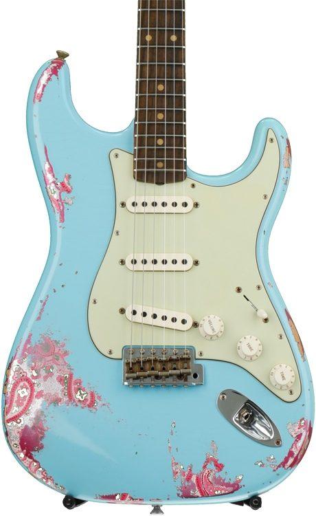 Fender Custom Shop \'60s Stratocaster Heavy Relic/Closet Classic Mix ...