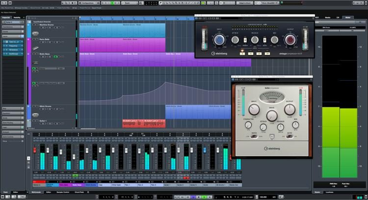 Steinberg cubase artist 9. 5 (download) academic version | sweetwater.