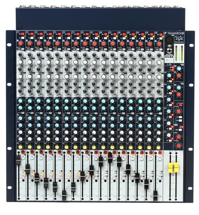 GB2R 16-channel Mixer