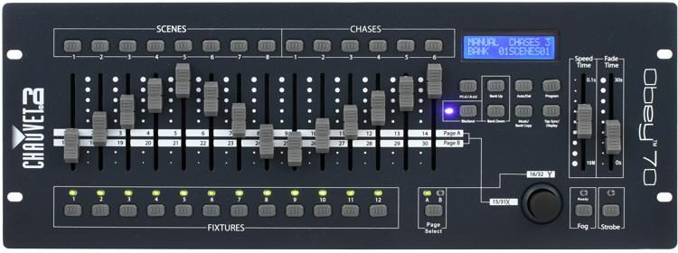 Obey 70 384-Ch DMX Lighting Controller